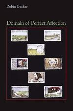 Domain of Perfect Affection (Pitt Poetry Series)-ExLibrary