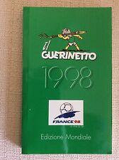 IL GUERINETTO - AGENDA ALMANACCO CALCIO GUERIN SPORTIVO - 1998