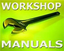 WORKSHOP MANUAL MANUALE OFFICINA  AUTO TUTTE LE MARCHE  2011 FIAT ALFA BMW VW