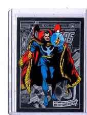 2014 Marvel Universe Diamond Parallel  #6 Dr.Strange card  02/10