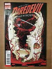 DAREDEVIL # 21 (2013) 2ND PRINT SUPERIOR SPIDERMAN APPEARANCE MARVEL COMICS