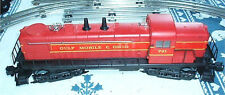 Decorated RS3 Lionel 721 Diesel Engine Loud Diesel Horn 2 Head Lights with Box