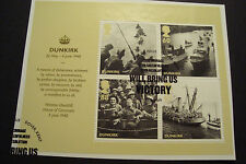 GB 2010  Commemorative Stamps~Britain Alone M/S~Very Fine Used Set~on piece,~UKK