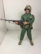 1/6 21ST CENTURY USMC MARINE BAR GUNNER IWO JIMA (UPGRADED) DRAGON BBI DID WW2