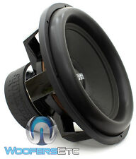 "SUNDOWN AUDIO X-18 V.2 D4 PRO 18"" DUAL 4-OHM 1500W RMS BASS SUBWOOFER SPEAKER"