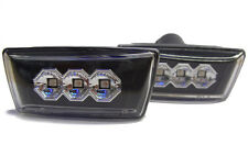Chevrolet Cruze 09+ Smoked Black LED Side Repeaters Spare Part Indicators Opel