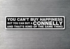Buy a Connelly sticker quality 7yr vinyl water & fade proof boat ski speed