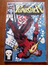 The PUNISHER n°46 1991  Marvel Comics  [SA30]