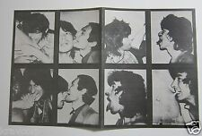 ROLLING STONES--1977 'LOVE YOU LIVE' WARHOL STICKERS—VERY SCARCE!