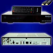 Mut@nt Mutant ULTRA HD HD51 4K E2 Receiver 1x DVB-C/T2 + 1x DVB-S2 + WLAN + HDMI