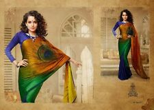LATEST DESIGNER TRENDY SAREE AT DISCOUNT