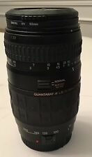 Sigma DL Mount 75-300mm zoom lens 1:4 - 5.6