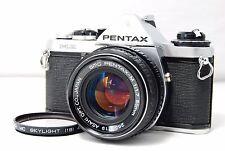 Pentax ME 35mm SLR Film Camera  w/SMC PENTAX-M 50mm F1.7 SN9696782