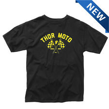 Black THOR Finish Line Premium Tee size Medium mens