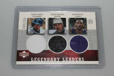 2002-03 Ud superestrellas Legendary leaders kobe bryant Wayne Gretzky Green Jersey