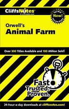 Notes on Orwell's  Animal Farm by Daniel Moran (Paperback, 2000)