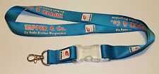 Tappert & Co. Radio Brocken Morgenshow Schlüsselband Lanyard NEU (T212)