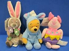 Set of 3 Disney Store Winnie the Pooh/Piglet/Gopher Easter Costumes Bean Bag