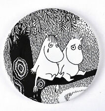 Moomin Dessert Plate Life Is Hard