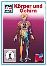 Was ist Was + Körper und Gehirn  + DVD + OVP + NEU