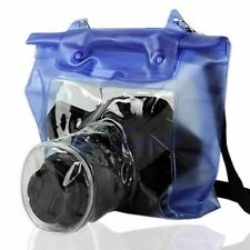 20M DSLR SLR Camera Waterproof Underwater Housing Case Pouch Dry Bag Canon Nikon