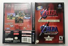 The Legend of Zelda: Ocarina of Time - Master Quest (Nintendo GameCube) COMPLETE