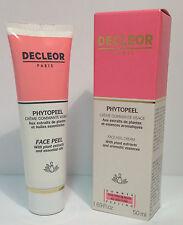 DECLEOR - FACE PEEL CREAM - PHYTOPEEL - 50ml - SUPER BARGAIN - 25,000+ F/BACK*