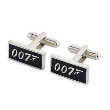 James Bond 007 Cufflinks Mens Business Shirt Sleeve Cuff Link Party -In Gift Box