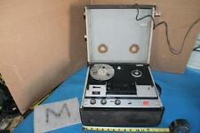 VINTAGE TC-105 SONY O MATIC Reel To Reel Tape Player/Recorder Tapecorder