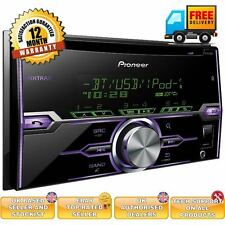 Pioneer FH-X720BT DOuble din car stereo Bluetooth handsfree car kit car radio