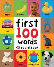 Baby Books First Five Years My Child Can Read How To Teach The First 100 Words