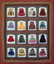 DESIGNING ANTEBELLUM DRESSES Quilt Pattern by Jean Teal Civil War Era