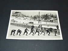 LOS ANGELES 1932 J.O. OLYMPIC GAMES OLYMPIA LAKE PLACID 10 000 M PATINAGE
