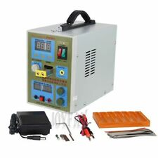 220V 788H LED Dual Pulse Spot Welder 18650 Battery Charger 800A 0.1 - 0.2 mm