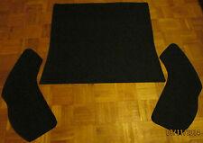 Stauraumteppich 3-tlg. passend für Vw KÄFER 1200 Bj 60 - 79