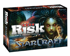 RISK: StarCraft Collector's Edition Game by USAopoly NEW