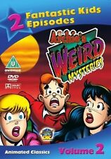 Archie's Weird Mysteries Vol 2 DVD New and Sealed Original UK Release Region 2