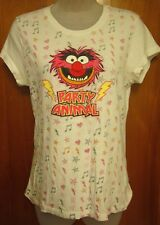 ANIMAL juniors XL tee Muppets drummer T shirt Electric Mayhem tee Party