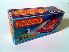 Boîte copie repro MATCHBOX Superfast N° 1 Dodge Challenger ( reproduction box )