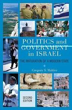 POLITICS AND GOVERNMENT IN ISRAEL GREGORY S. MAHLER PAPERBACK 2E