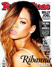 RIHANNA * US Rolling Stone Magazine February 2013 * Brand New