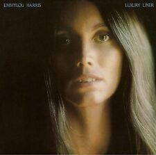 EMMYLOU HARRIS - LUXURY LINER - CD NEW UNPLAYED 2004