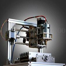 DIY 3 Axis CNC Engraver Machine PCB Milling Cutting Wood Carving Router Kit