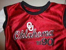 OU University of Oklahoma Sooners NCAA Football Jersey Chile 5T Nice Free Us Shp