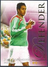 FUTERA 2010 WORLD FOOTBALL-SERIES 2- #477-MEXICO-JULIO DOMINGUEZ