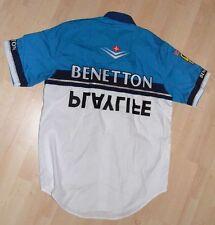 "Team Issue   Benetton ""Playlife"" F1 Team Shirt"