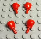 Lego New Mini Figures Boxing Boxer Red Gloves X2 Pairs/sets (x4 Pieces Total)