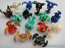 Lot of 15x Bakugan Spindle Dual Elfin Revolution Hades Mystic Chancer Breezak