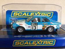 Scalextric Mk1 Ford Escort RS 1600 No13 1973 RAC Rally (C3029) *Car Mint*