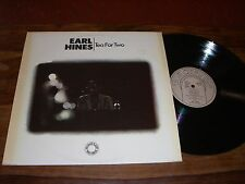 33 TOURS / LP JAZZ--EARL HINES--TEA FOR TWO
